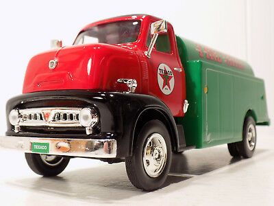 2018 Texaco 1953 Ford Fire Chief Gas Tanker Truck #9 U.s.a. Series, Sold Out
