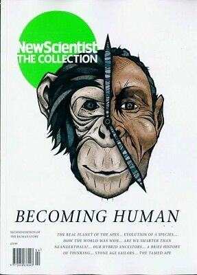 New Scientist Magazine The Collection December 2018 ~ Becoming Human ~ New