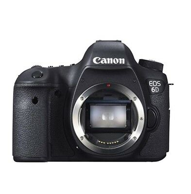 Canon EOS 6D 20.2 MP Digital SLR Camera - with 3.0-Inch LCD (Body Only) - Wi-Fi
