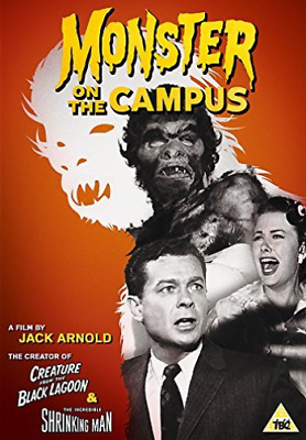Monster On The Campus (UK IMPORT) DVD NEW