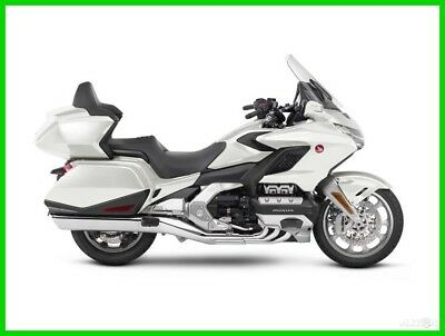2018 Honda Gold Wing Tour Pearl White