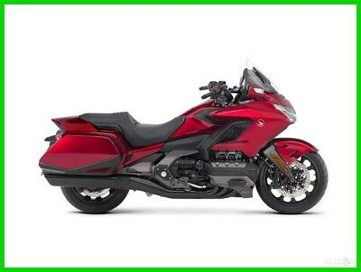 2018 Honda Gold Wing Candy Ardent Red