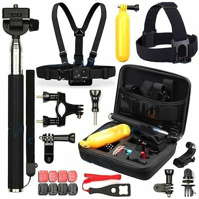 SJ4000 Sports CameraMonopod Pole Floating Mount Accessories Kit For GoPro 2 3 4