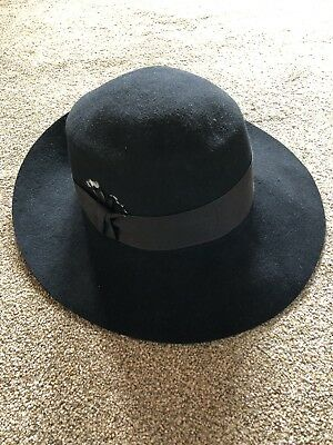 CHRISTYS FELT WOOL Clementine Hat Trilby One Size New - EUR 28 47b6a7c04e2c