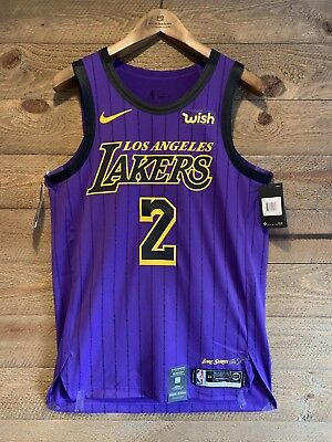7e8ba31ee BRANDON INGRAM AUTHENTIC Nike City Edition Jersey NWT.With WISH ...