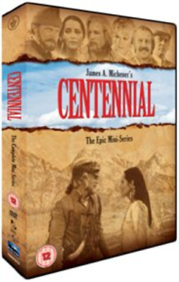 Richard Chamberlain, Timoth...-Centennial: The Complete Seri (UK IMPORT) DVD NEW