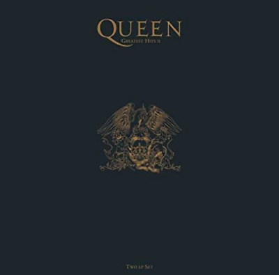 Queen-Greatest Hits Vol2 TWO (2LP g/f 180gm d/l)2016 (UK IMPORT) VINYL NEW