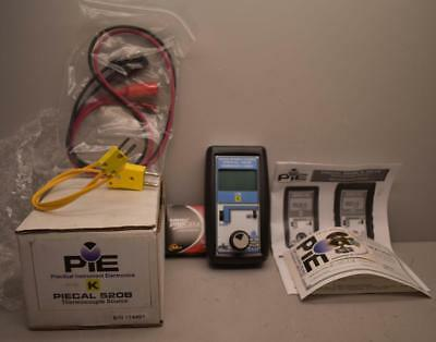 PIE Practical Instrument Electronics Piecal 520B-K Thermocouple Source ++ NEW ++