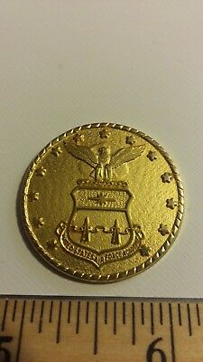 US Air Force Academy Challenge Coin- medallion