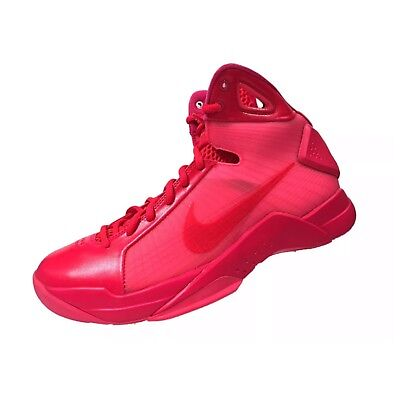 5df96484682e NIKE HYPERDUNK 08 Basketball Solar Red SNEAKER Men s Sz 10  150 NEW 820321 -600
