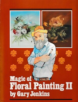 Magic of Floral Painting II | Gary Jenkins