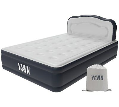 New Tech Self-inflating Air Bed with Built-in Pump Travel Camping Mattress