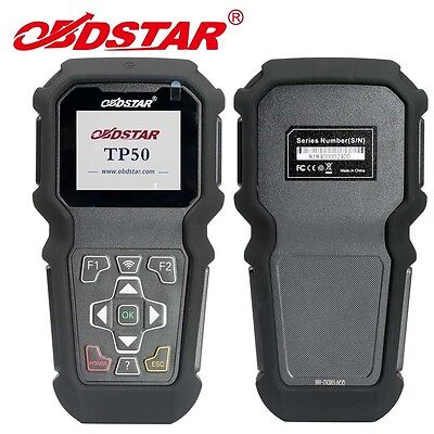 OBDSTAR TP50 Intelligent Detection on Tire Pressure TPMS OBD2 Diagnostic Tool