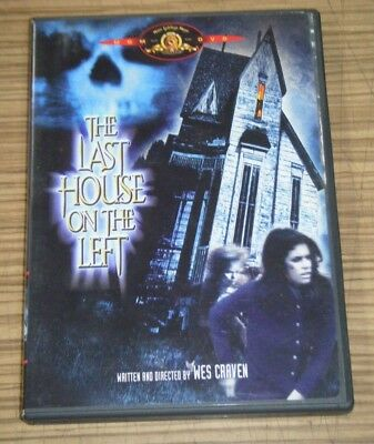 Pre-Owned DVD - The Last House on the Left [A4]