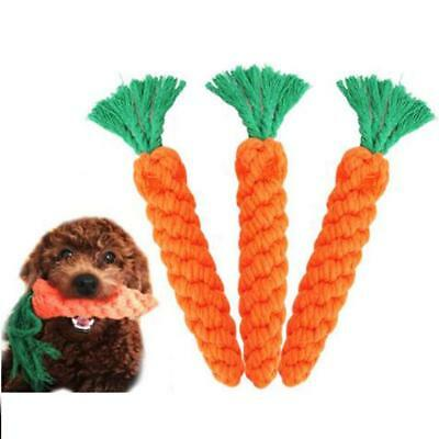 Dog Toys Pet Cotton Chew Rope Toy Dental Teaser Teeth Cleanning for Small Dog