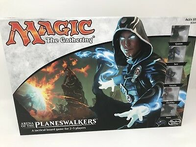 Hasbro Magic The Gathering Tactical Board Game Arena of Planeswalkers 10+
