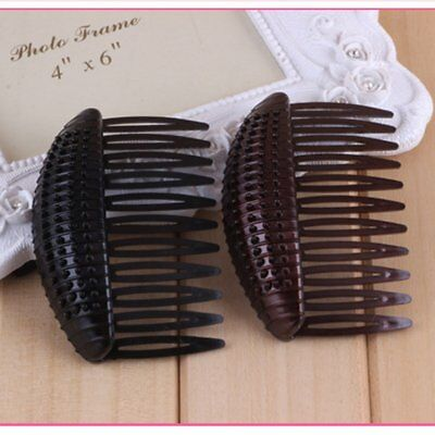 Compact Volume Inserts Hair Clip Bumpits Bouffant Ponytail Hair Comb Hairpin G3