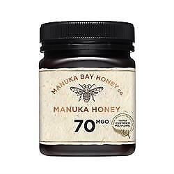 Manuka Bay Honey Co MGO 70 250g. Multiflora