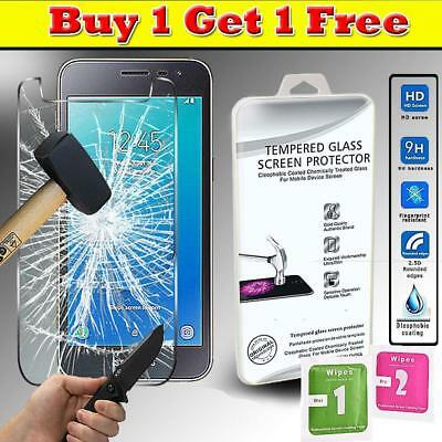 100% Genuine Tempered Glass Screen Protector For Samsung Galaxy J2 Core
