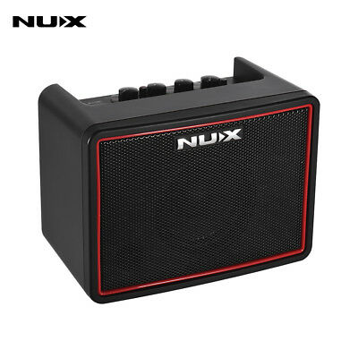 NUX Mighty Lite BT Mini Electric Guitar Amplifier Amp 3 Channels Tape Tempo NEW