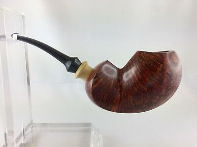 Peter Klein Freehand Pfeife - pipe - pipa, High Grade: Orca, very big one, 9mm