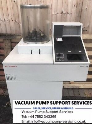 Edwards AUTO 306 Vacuum Evaporator Coater- SPARE PUMP- OFFERS WELCOME- INC VAT