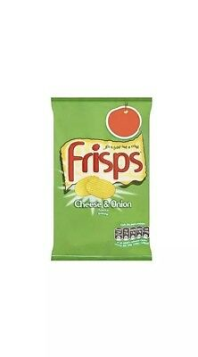 Kp Frisps Cheese & Onion (30 x 2 Boxes) Fast Delivery