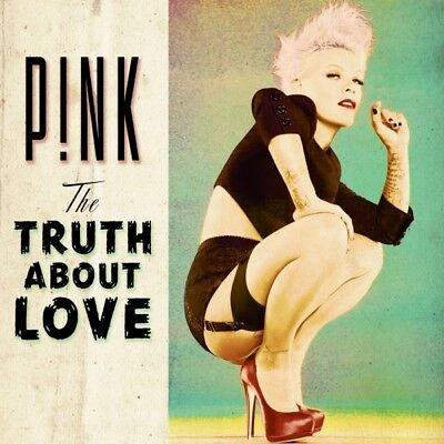 P!Nk - The Truth About Love CD NEU & OVP ( Pink )