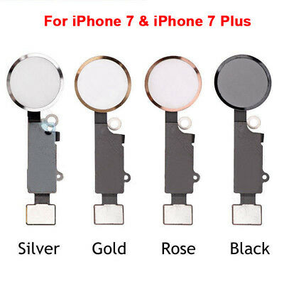 For Apple iPhone 7/ 7 Plus Home Button Main Key Flex Cable Replacement Assembly