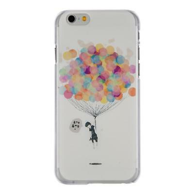 Ultra Thin Hard Shock-proof Balloon Pattern Mobile Phone Cases For Iphone WST