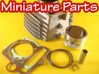 Pit Bike Yx140 Piston Rings Cylinder Barrel Rebuild Kit Yx 140Cc Wpb Lmx Cw M2R