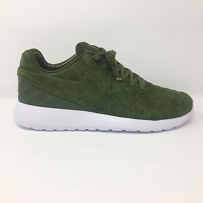 designer fashion c03fe 35e59 New Nike Mens Roshe Tiempo VI Legion Green Sizes 10 - 852615-300 Casual Shoe