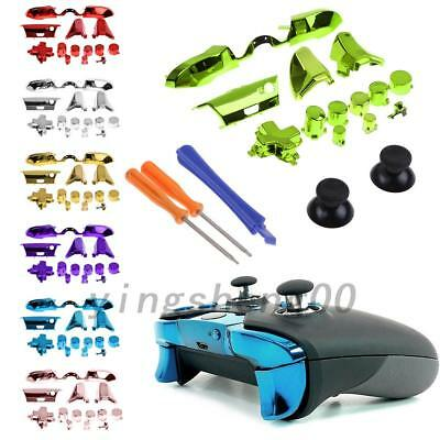Replacement Button Bumper Trigger With Tools For XBOX One Controller Elite