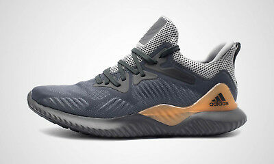 new style ebea0 203ab ADIDAS Chaussure ALPHABOUNCE BEYOND M Homme Running - GRIS Amorti