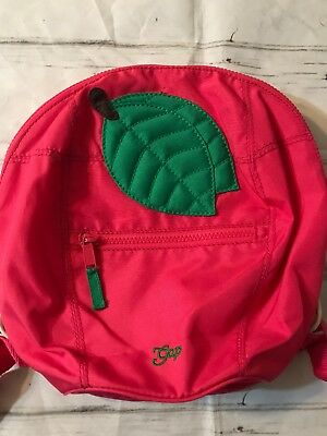 Baby Gap Toddler Apple Backpack Purse Preschool