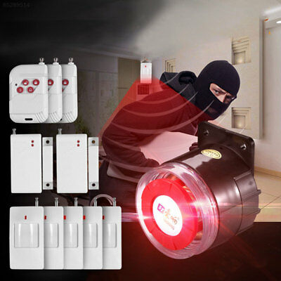 4CFD Magnetic Security Home Monitor Motion Remote