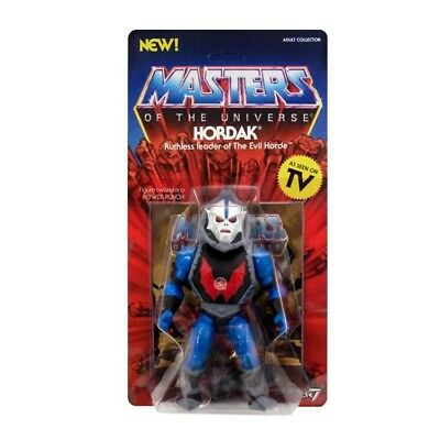 He-man Masters of the Universe  Hordak Super 7 vintage toys MotU
