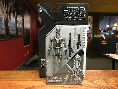 "2019 Star Wars Black Series Archive IG-88 Action Figure 6"" Inch MOC - IN STOCK"