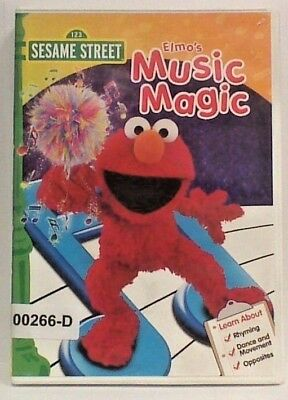 DVD MOVIE THE BEST OF ELMO - Sesame Street in Original
