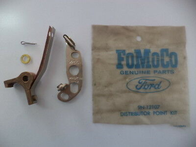 Ford 9N,ford 2N & Ford 8N Tractor Distributor Point Kit Factory Ford # 9N-12107