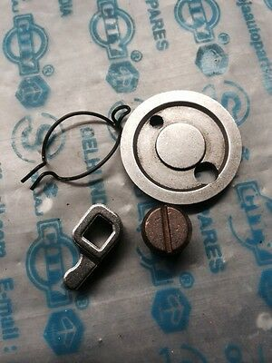 Vespa clutch pressure plate kit and plunger All Round Type, Disc And Cosa