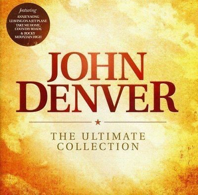 John Denver The Ultimate Collection Cd (Very Best Of / Greatest Hits)
