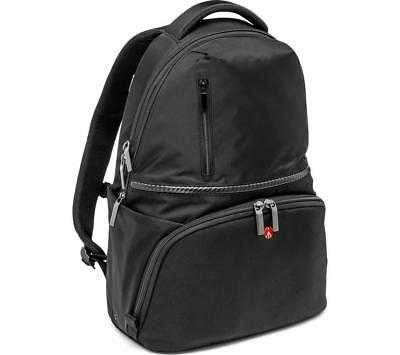MANFROTTO MB MA-BP-A1 Active I DSLR Camera Backpack – Black BNWT