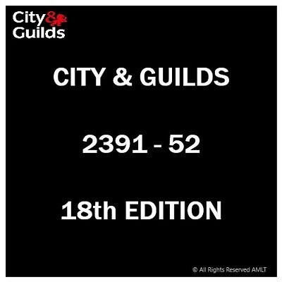 City & Guilds Inspection & Testing 2391-52 Over 1000 Exam Questions + 4 Dvds