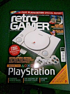 Retro Gamer Magazine Issue 188 (new) 2018
