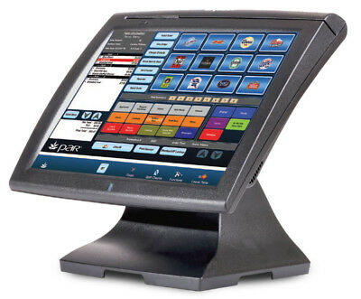 "PAR EverServ 550 (M5150) 15"" Windows 10 Touchscreen POS Terminal with 64GB SSD"