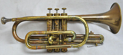VTG Ambassador By Olds Cornet w Connstellation 7C-W Mouthpiece
