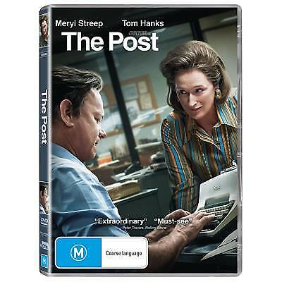 Post, The (2018) (DVD) (Region 4) New Release