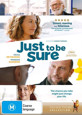 Just To Be Sure (2018) (DVD) (Region 4) New Release