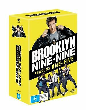 BROOKLYN NINE-NINE SEASON FOUR 4 New Sealed 3 DVD Set 99